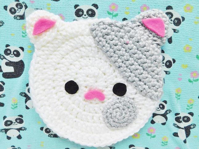 Lil Judd Pillow Crochet Pattern