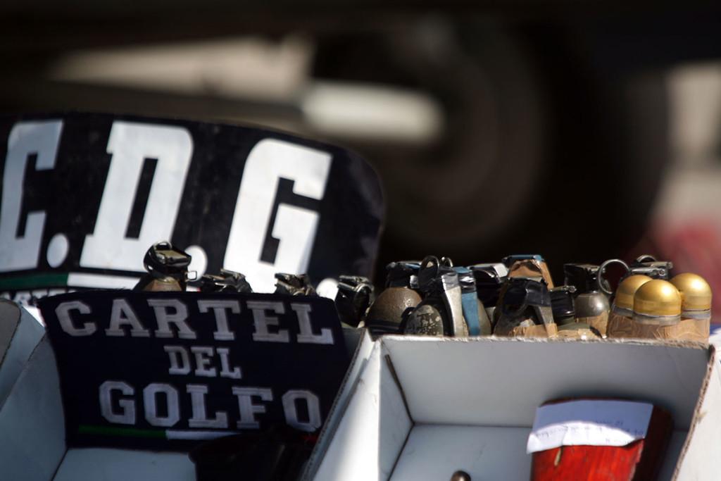 """Dan 26 años de prisión a """"El Tigre"""", exlíder del CDG en Matamoros"""