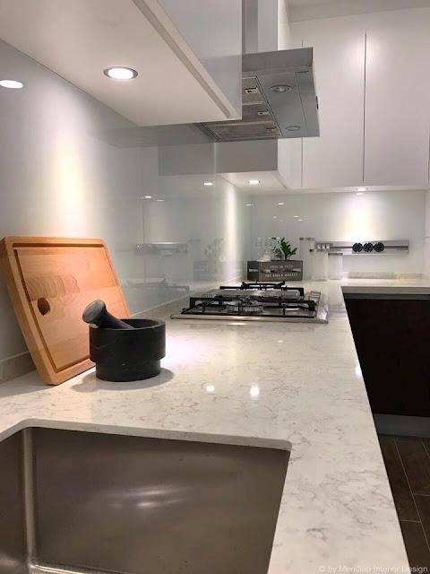 Modern Kitchen Design, Meridian Interior Design, Kuala Lumpur
