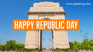 Indian Republic Day festival Greetings Live HD