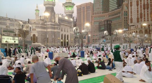 Umrah Banner: Latest Update For Umrah And Hajj: Civil Defense Emergency