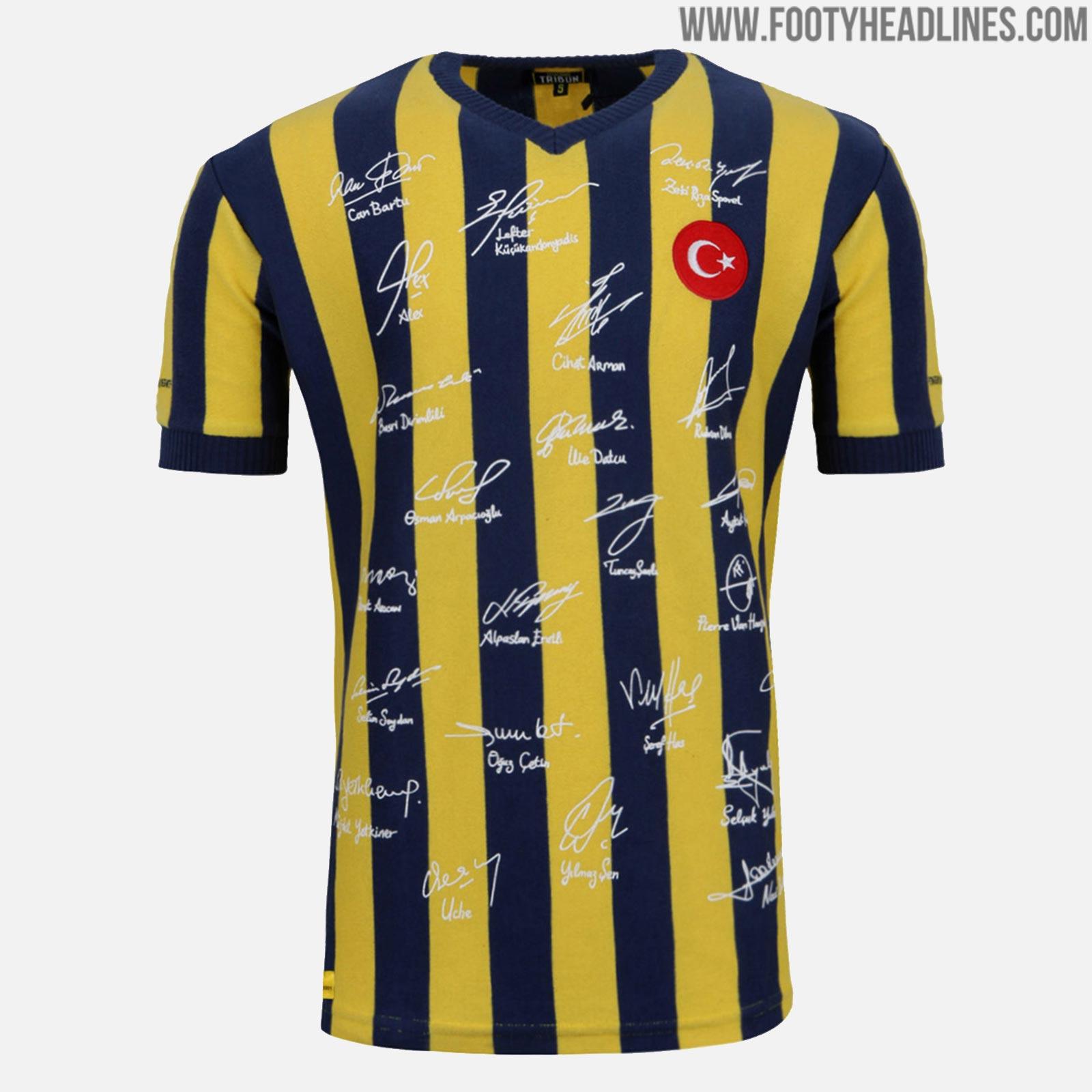 Türkisches Trikot
