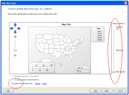 SQLCircuit: Representation of Geographical Information using