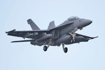 Boeing F/A-18E/F Super Hornet BuNo169653