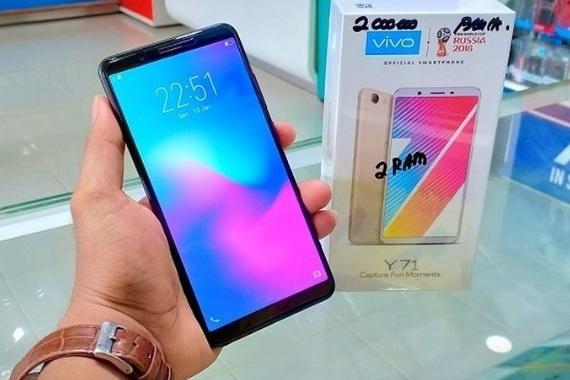 Kekurangan dan Kelebihan HP Vivo Y71, Smartphone Pesaing Kuat Dengan Asus Zenfone Max M1