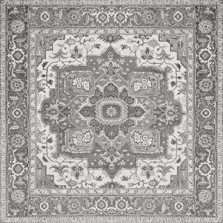 Porcelain tiles KILIM BLACK NATURAL