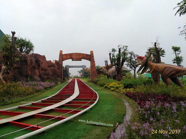 JATIM PARK 3 : Menjelajahi Dino Park yang Menakjubkan