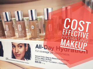 Cost Effective Hydrating Makeup