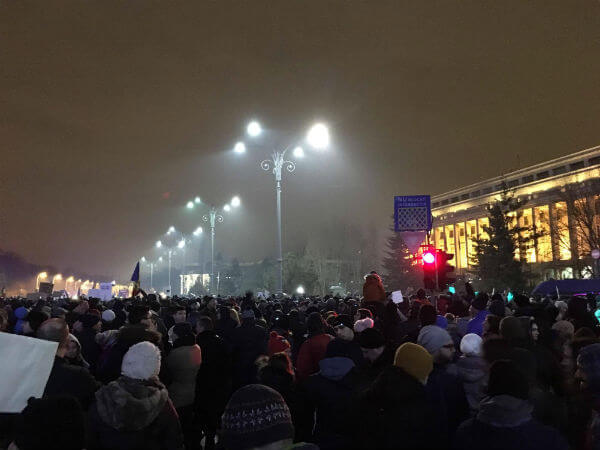 piata victoriei proteste ordonanta oug