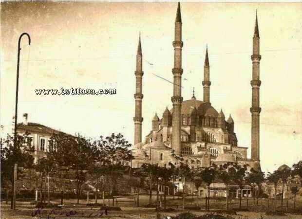 Selimiye Camii Tarihi Resim