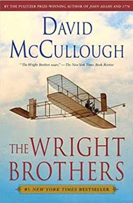 The Wright Brothers by David McCullough (Book cover)