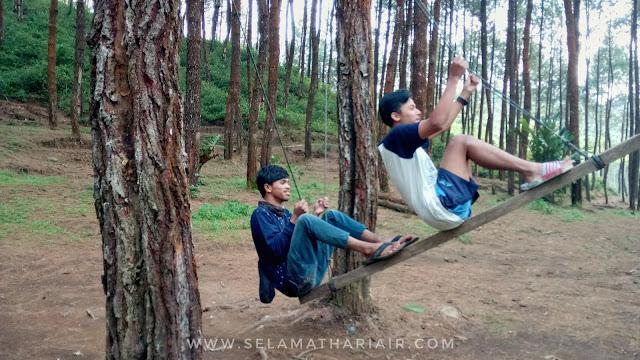 www.selamathariair.com - Curug Sinoman Kalibening Banjarnegara