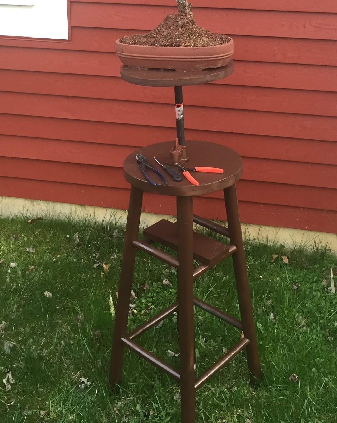 Ancient Art Bonsai DIY Bonsai Work Stand Amp Turntable