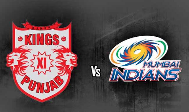 KXIP vs MI Dream11 Predictions & Betting Tips, IPL 2018 Today Match Predictions