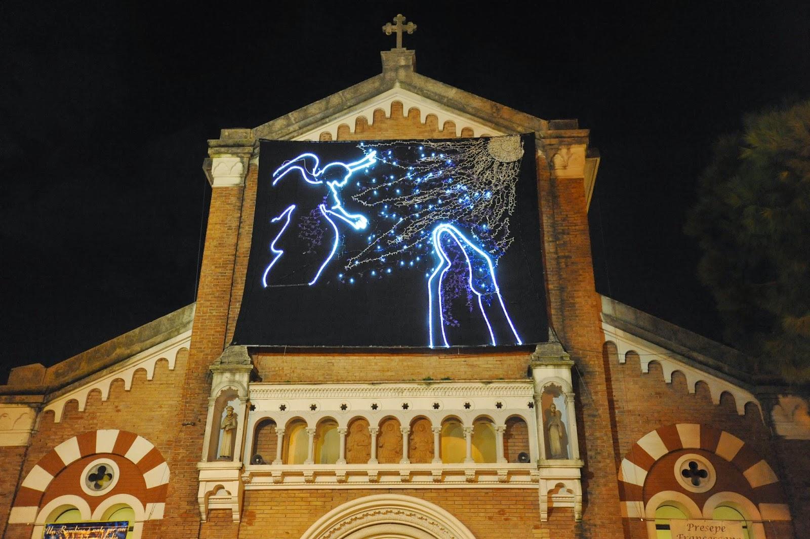 Le Luci D'Artista di Salerno