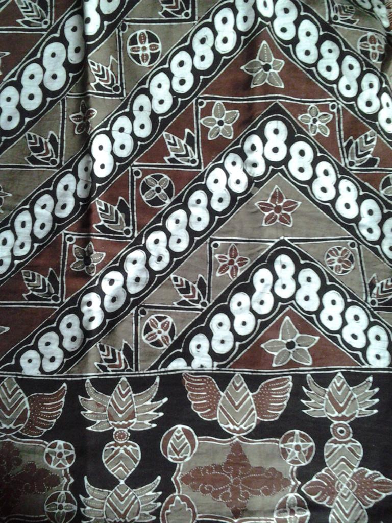 Batik 'Geblek Renteng'