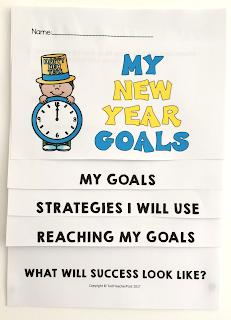 goal, setting, new, year, flip, book, student, students, teachers, classroom, back to school, techteacherpto3