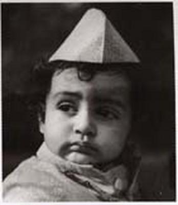 Amithbh childhood