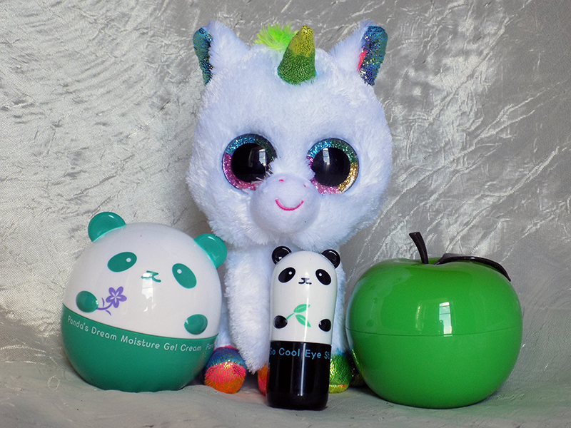 tony moly appletox panda dream