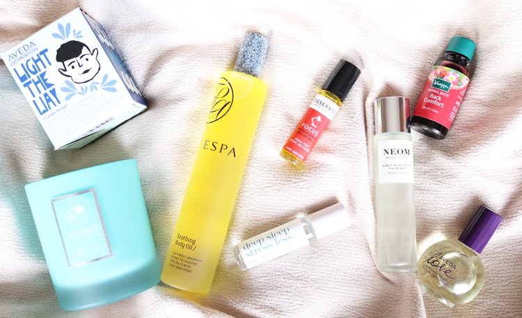 Beauty Products To Help You Relax: #National Stress Awareness Month