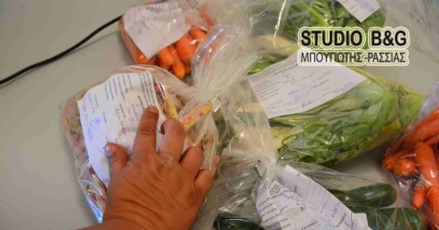 Αύξηση των αγροτικών προϊόντων στην Αργολίδα με υπολείμματα φαρμάκων πάνω από τα επιτρεπτά όρια