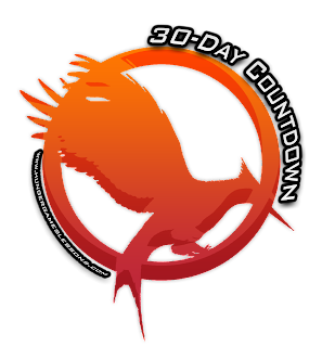 30-Day Countdown to Catching Fire with Giveaways & More!