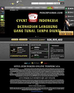 Pokerpair88.com | Situs Judi Poker Online Terbaik dan Terpercaya di Indonesia