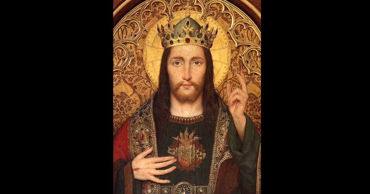 reflection christ the king The solemnity of christ the king, which was initiated by pope pius xi in 1925, was a reaction to the unbridled secularism that took over the world.