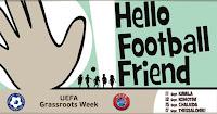 Με τέσσερις εκδηλώσεις θα γιορτάσει η ΕΠΟ την εβδομάδα Grassroots της UEFA