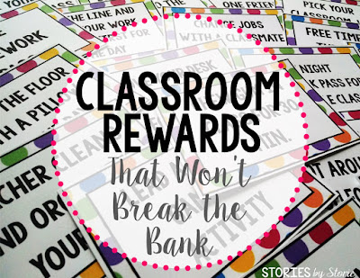 If you're tired of digging into your own pockets to find ways to motivate your students, you need to check out these FREE reward coupons. You can even use the editable option to add your own coupons.