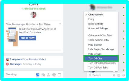 How To Go Invisible On Facebook