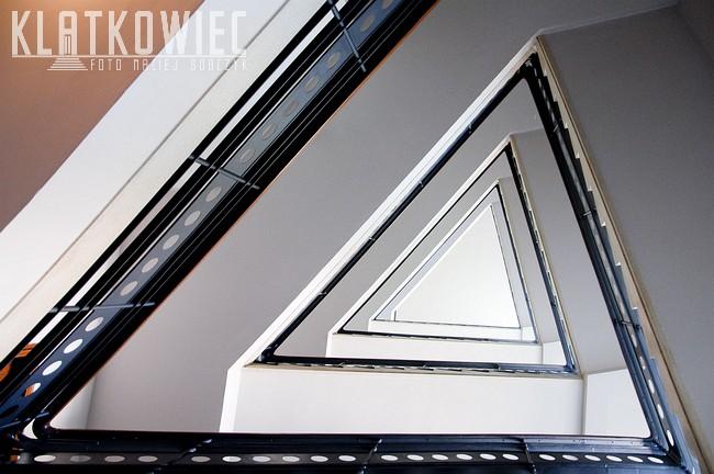 Kraków: trójkąty bywają rzadko...