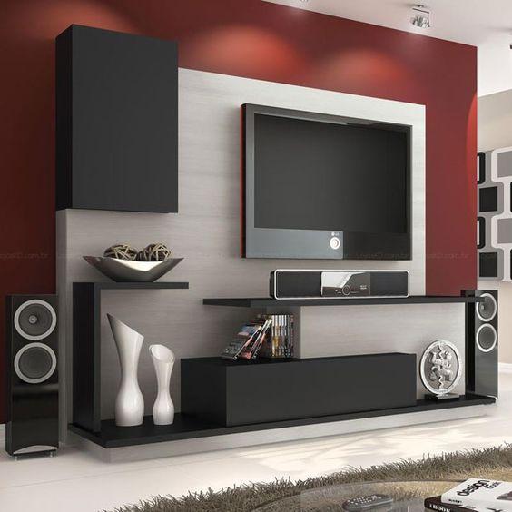 Beautiful Architecture u Design Best Units Designs Around TV