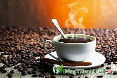 caffein khong tốt cho sức khoẻ răng miệng