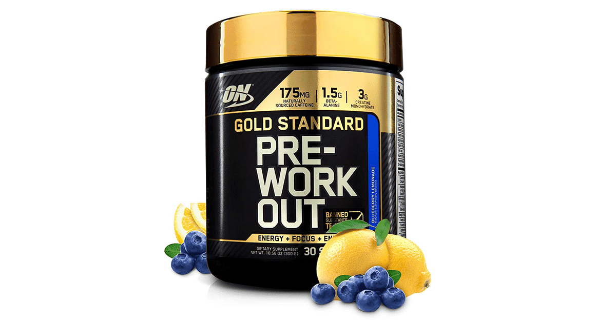 Fitcanal OPTIMUM NUTRITION Gold Standard Pre Workout