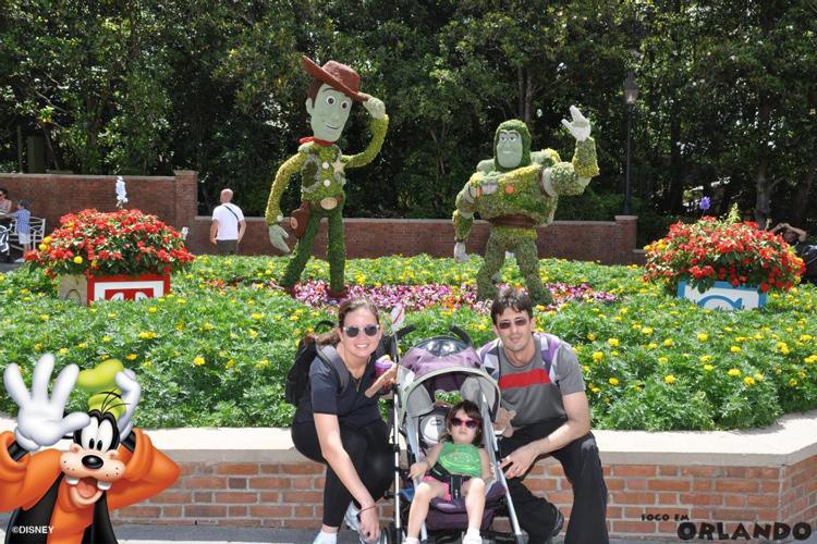 Epcot Flower & Garden Festival, Orlando