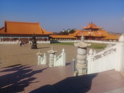 A Visit To The Nua Hua Buddhist Temple