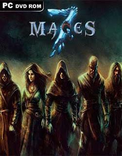 غلاف لعبة الحرب والقتل ضد مخلوقات أسطورية 7 Mages