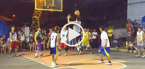 THROWBACK: Terrence Romeo Wows Street Ball Crowd (VIDEO)