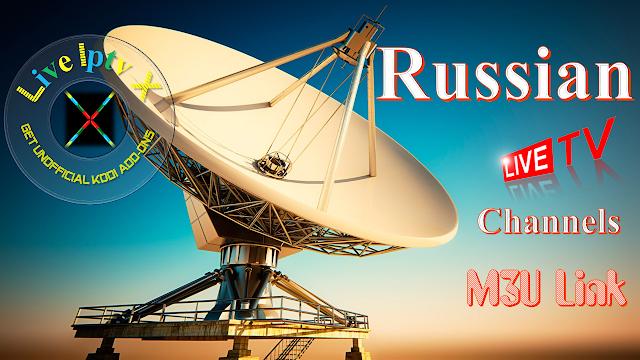 Russian m3u link