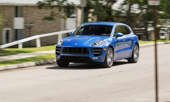 2018 Porsche Macan Turbo with Performance Package Review