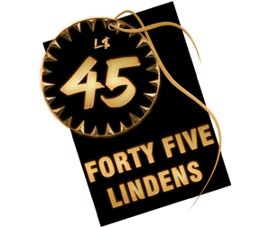 FORTY FIVE LINDENS