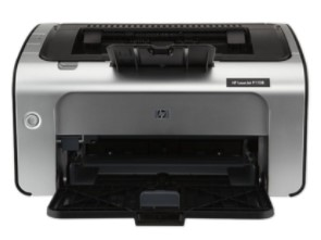 HP LaserJet Pro P1108 Download drivers & Software