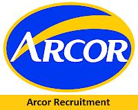 Arcor Recruitment 2017-2018