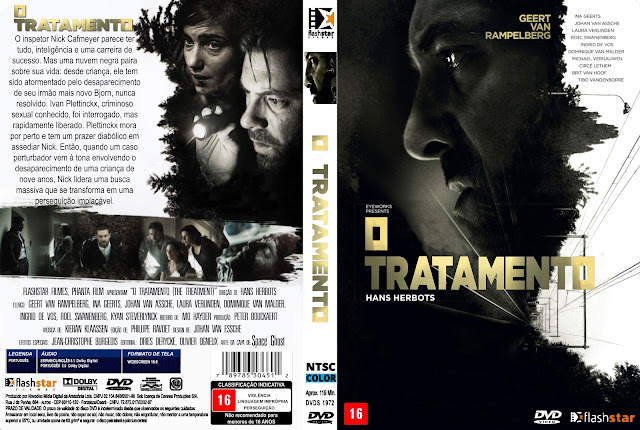 Capa DVD O Tratamento