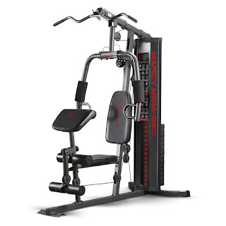 Marcy MWM-990 150 lb Stack Home Gym, image, review features and specifications