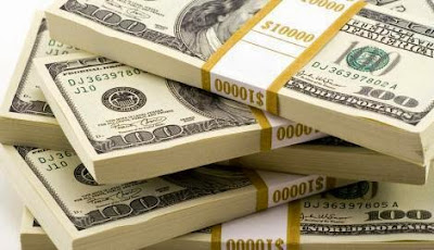 Mendapatkan Uang Dollar dari Internet
