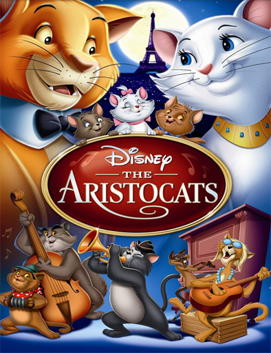 Ver Los aristogatos (The Aristocats) (1970) Online