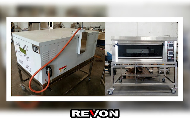 Oven Gas Otomatis di Semarang