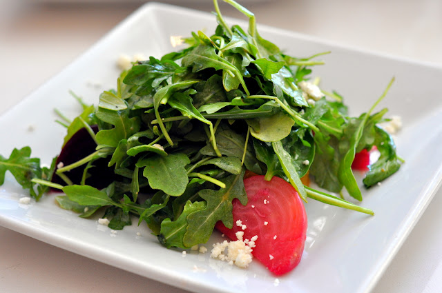 Oven-Roasted Beet Salad - Tarla Mediterranean Grill - Napa, CA | Taste As You Go